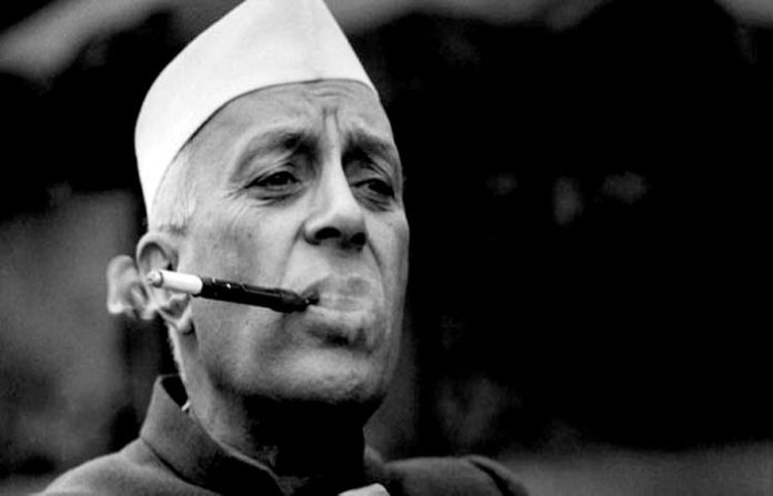 जवाहरलाल नेहरू, मध्य प्रदेश, कांग्रेस