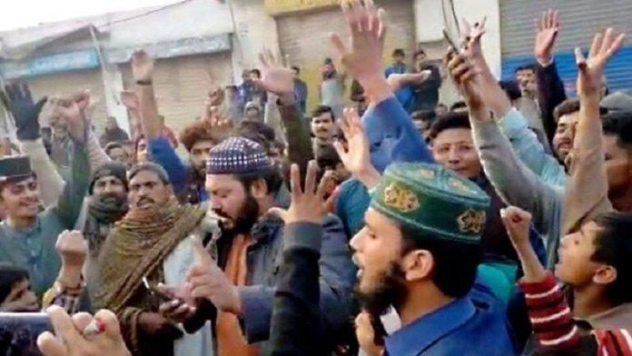पाकिस्तान, जबरन धर्म परिवर्तन