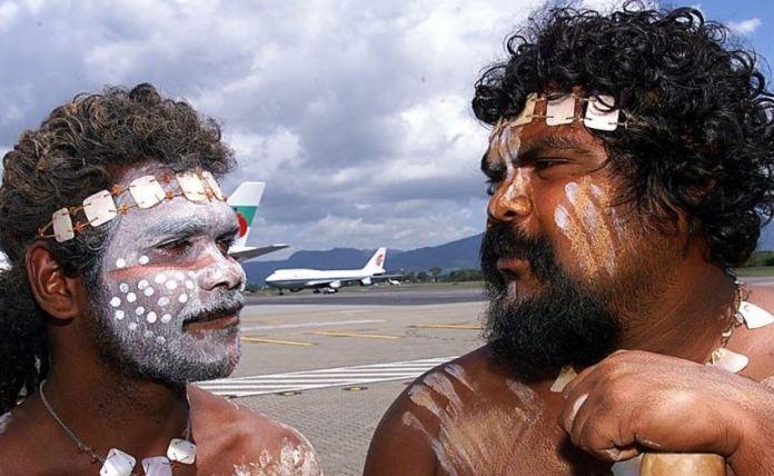ऑस्ट्रेलिया आदिवासी