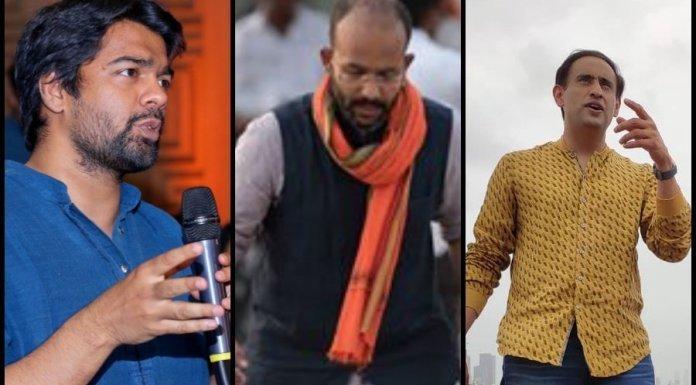 राघव अवस्थी, शांतनु गुप्ता, राहुल कँवल
