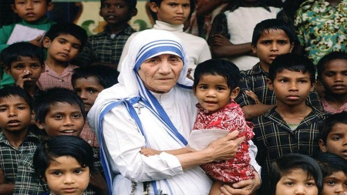 मदर टेरेसा, मिशनरी ऑफ चैरिटी