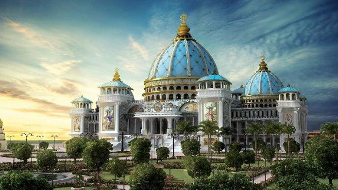 वैदिक मंदिर, इस्कॉन