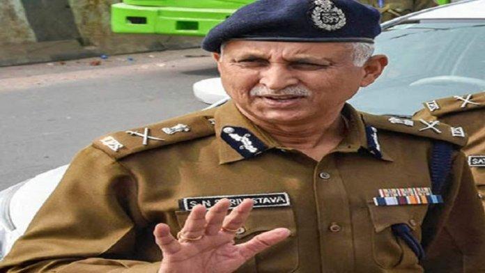 दिल्ली पुलिस, एसएन श्रीवास्तव