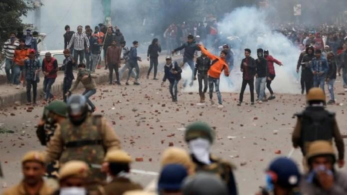 दिल्ली दंगा जाफराबाद