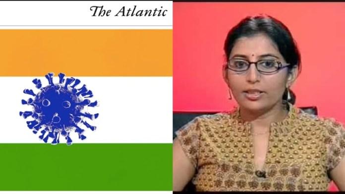 द अटलांटिक, विद्या कृष्णन