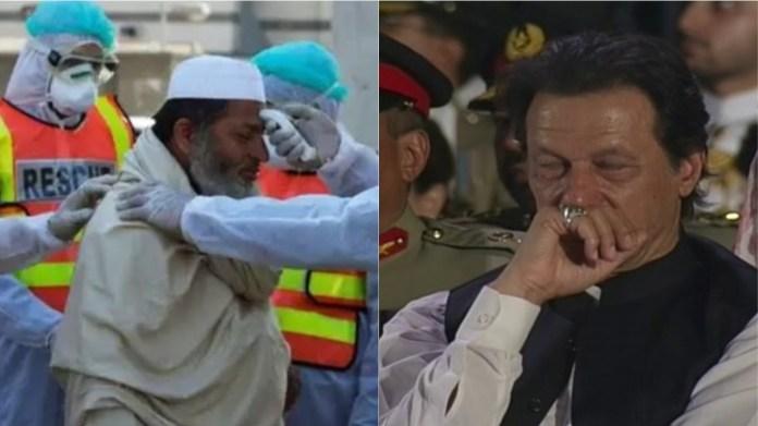 पाकिस्तान, कोरोना वायरस