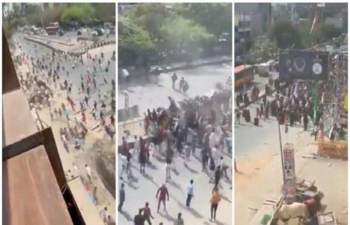 दिल्ली दंगा, video