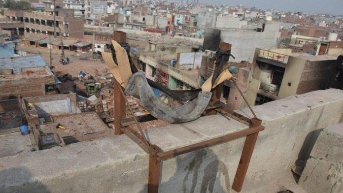 दिल्ली हिंदू विरोधी दंगा, गुलेल