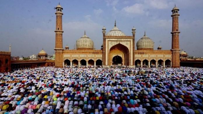 जनता कर्फ्यू, मुस्लिम