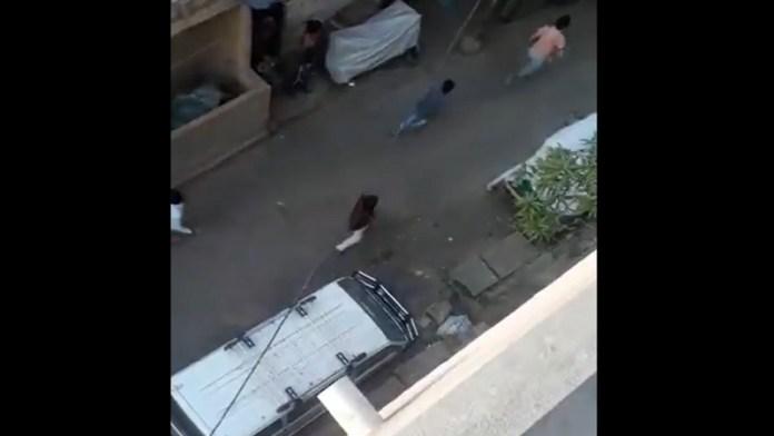 इंदौर, पुलिस पर हमला