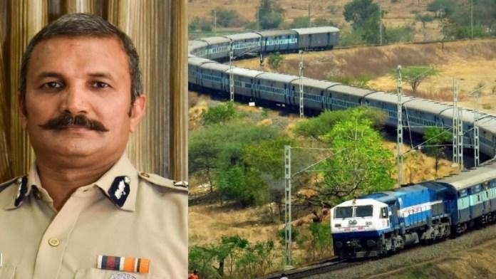 अरुण बोथरा, भारतीय रेलवे