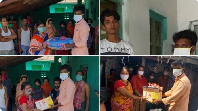 सेवा भारती, कोरोना वायरस