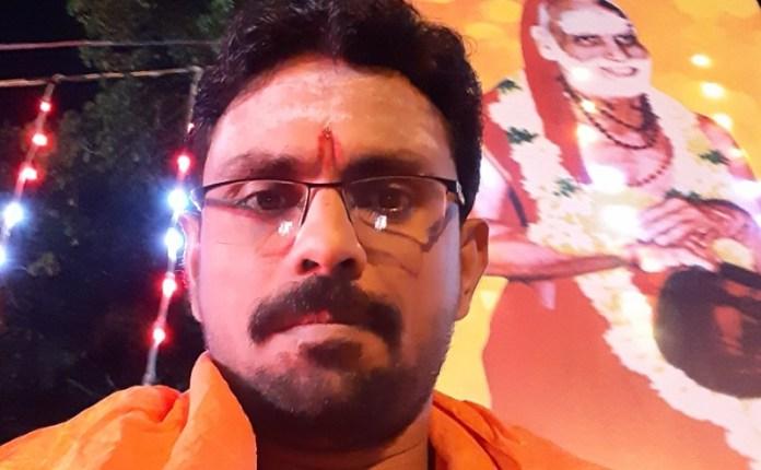पालघर लिंचिंग, शिवसेना, विजय कृष्ण