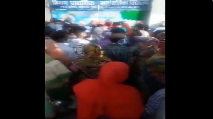 जहाँगीरपुरी Video, केजरीवाल सरकार