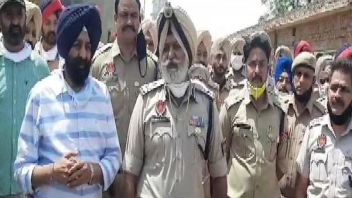 पंजाब पुलिस, निहंग सिख हमला