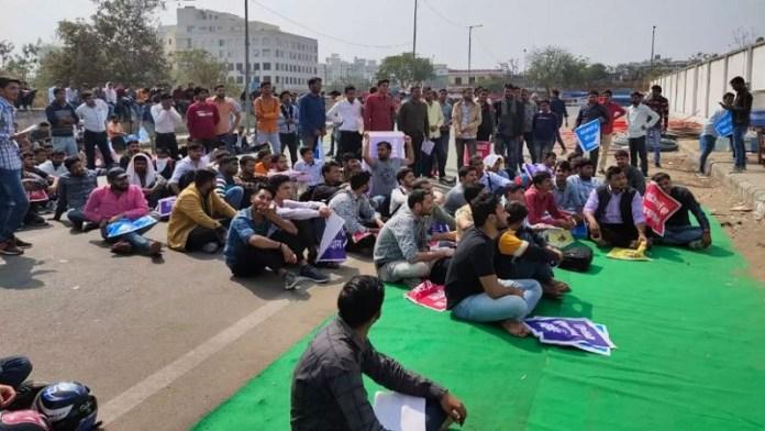 राजस्थान LDC आरक्षण घोटाला