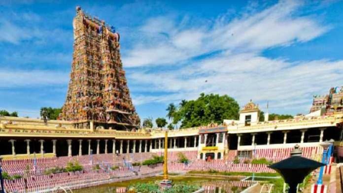 मीनाक्षी मंदिर, मदुरा विजयम