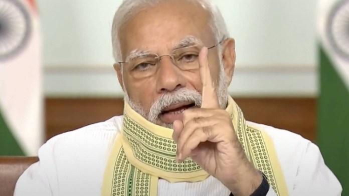 नरेंद्र मोदी, आत्मनिर्भर भारत