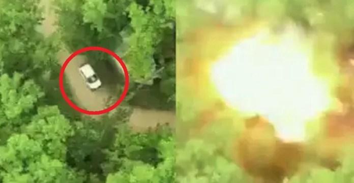 पुलवामा कार बम