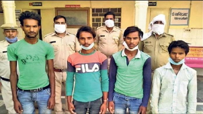 जयपुर राजस्थान गैंगरेप