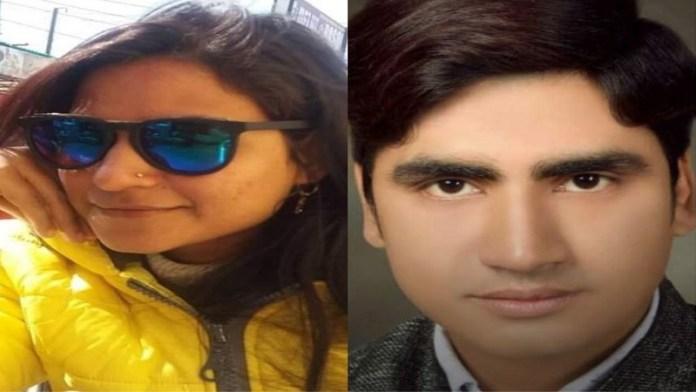 पत्रकार आत्महत्या रिजवाना तबस्सुम