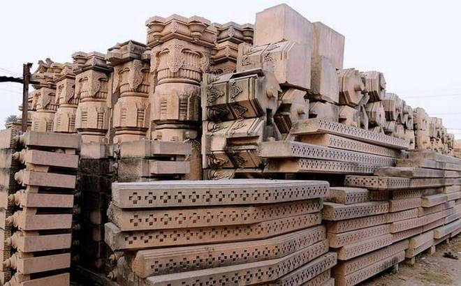 अयोध्या राम मंदिर निर्माण