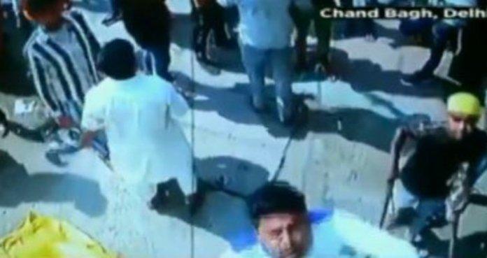 दिल्ली दंगे, CCTV