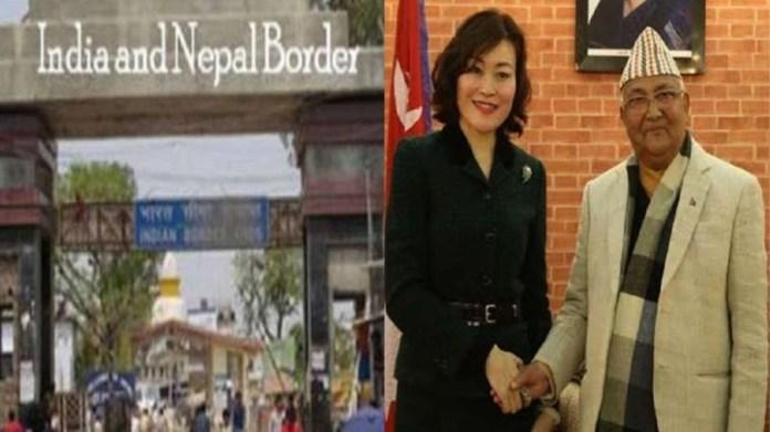 भारत नेपाल तनाव