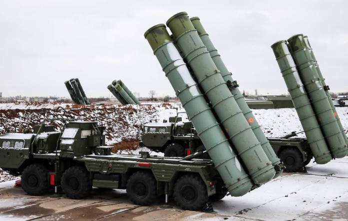 S-400 मिसाइल