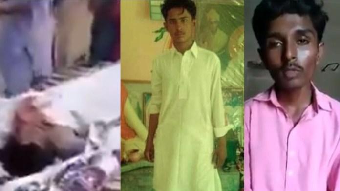 पाकिस्तान हिंदू, बर्बरता