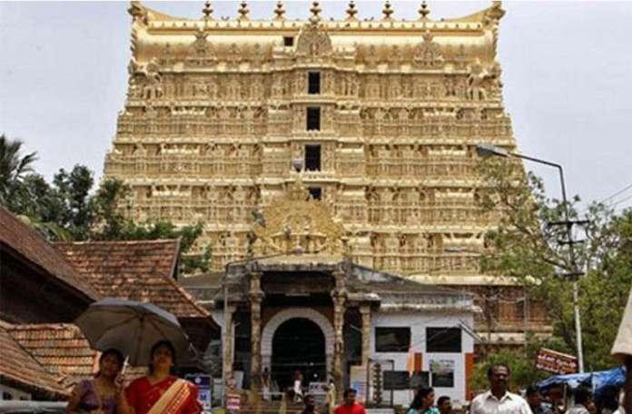 पद्मनाभस्वामी मंदिर