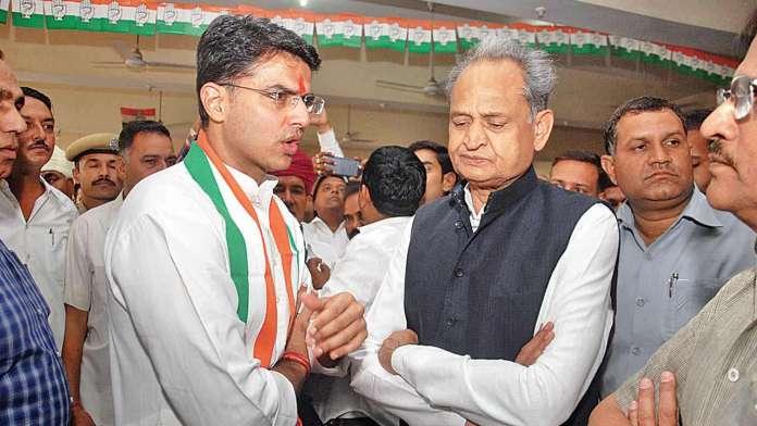 कॉन्ग्रेस राजस्थान विधायक