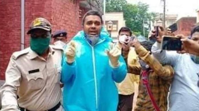 शफीकुल इस्लाम गिरफ्तार