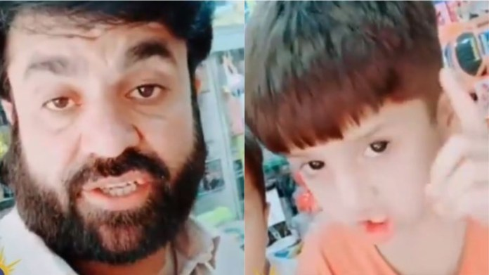 वीडियो वायरल, पाकिस्तानी बच्चा, इस्लामाबाद मंदिर