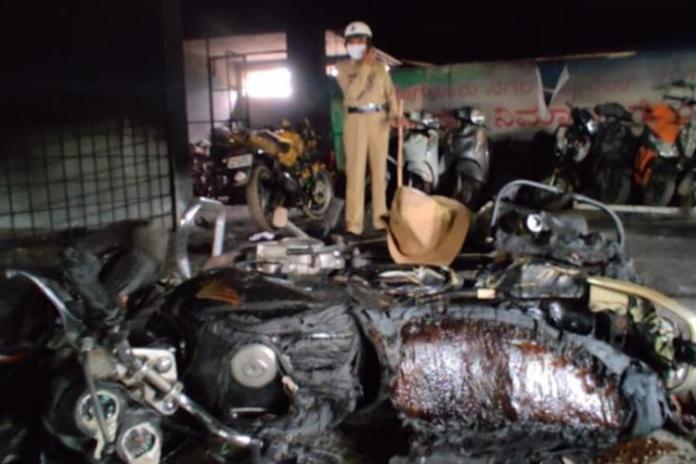 बेंगलुरु दंगा प्लानिंग