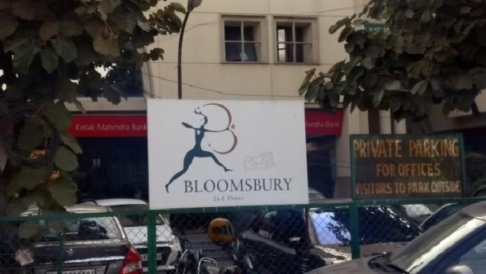 ब्लूम्सबरी, लेखकों, पुस्तकों, दिल्ली'