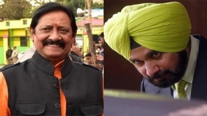 चेतन चौहान, नवजोत सिंह सिद्धू, सिख दंगा'