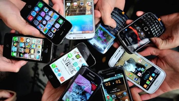मोबाइल फोन उत्पादन भारत