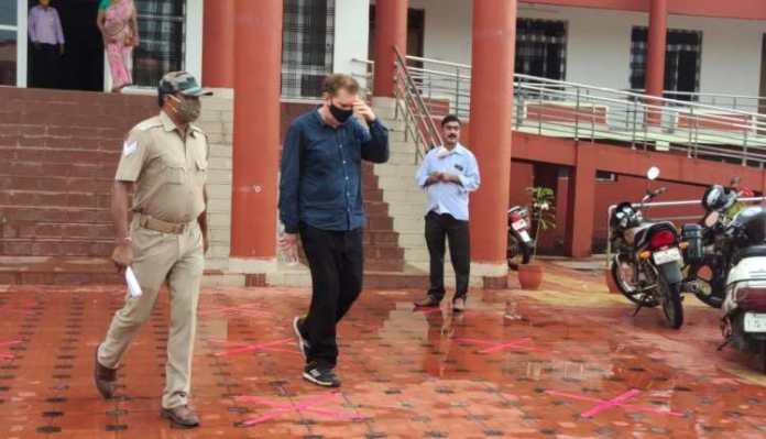ब्रिटिश मिशनरी ने नाबालिक के साथ किया यौन शोषण