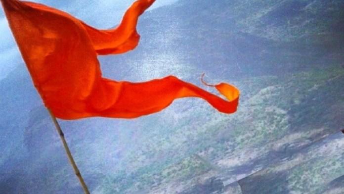भगवा झंडा अजीत भारती वीडियो