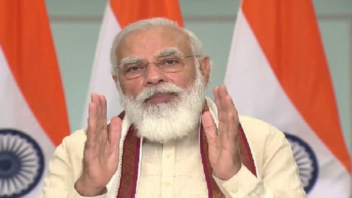 प्रधानमंत्री आवास योजना, मोदी