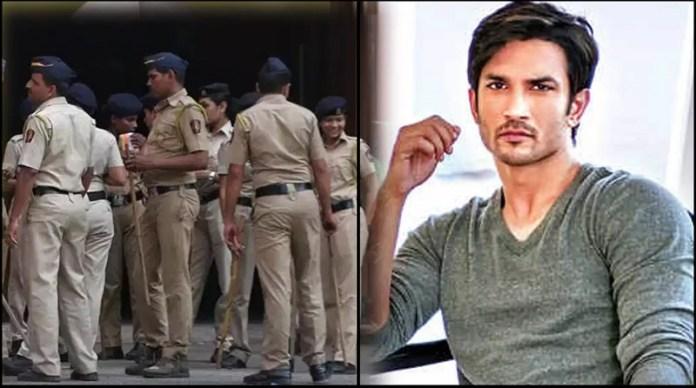 सुशांत-मुंबई पुलिस