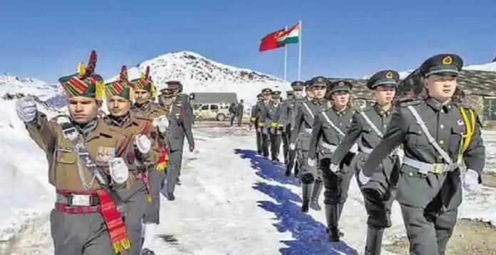 भारत चीन सीमा विवाद संबंधी ख़बर