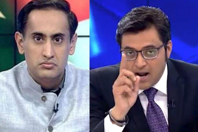 रिपब्लिक टीवी-इंडिया टुडे