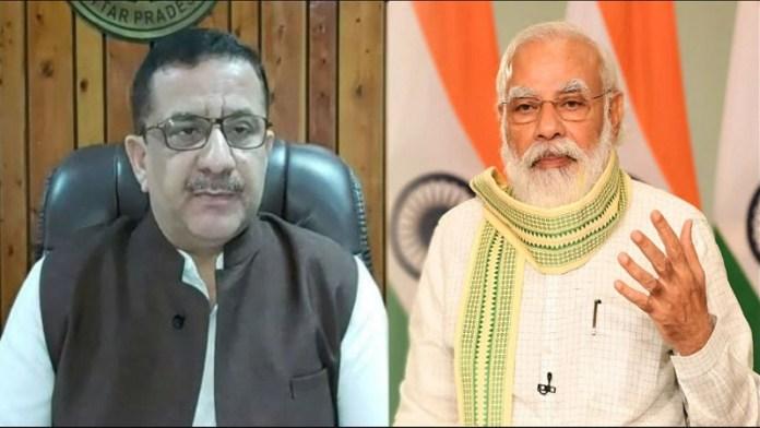 वसीम रिजवी-PM मोदी