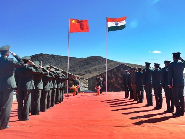 भारत चीन लद्दाख