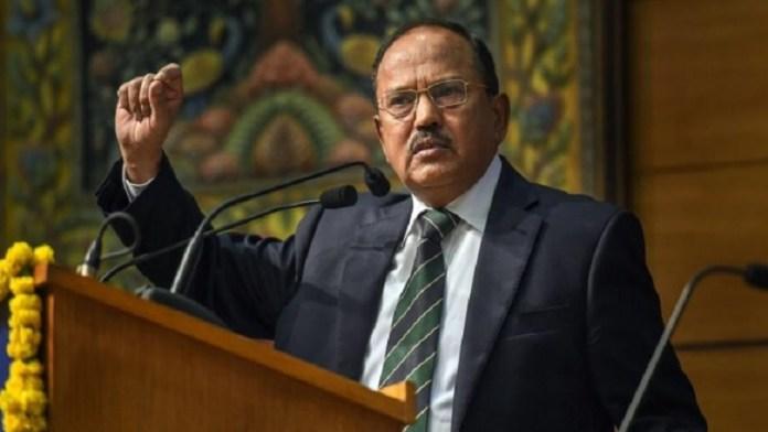 NSA अजीत डोभाल भारत