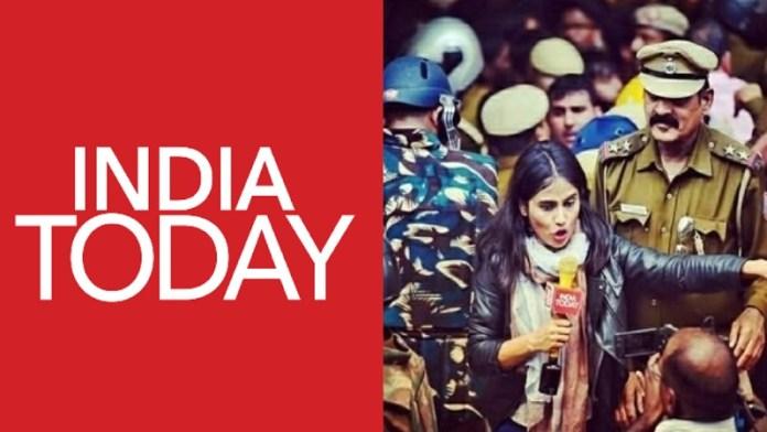 इंडिया टुडे, तनुश्री, हाथरस