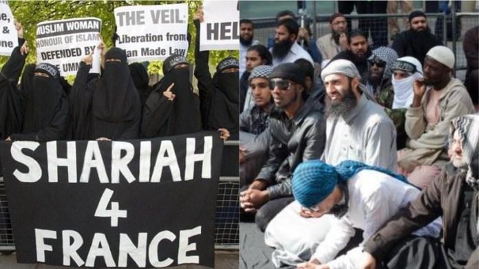 फ्रांस मुस्लिम कट्टरपंथ