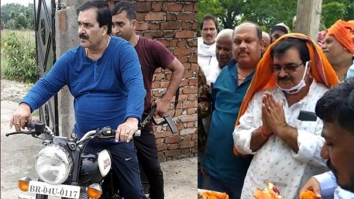 धूमल सिंह, बिहार चुनाव